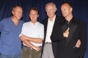 George Martin en septembre 1997, entouré de Mark... - image 1.0