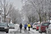 L'état des trottoirs de Québec forçait les piétons... (Le Soleil, Jean-Marie Villeneuve) - image 2.0