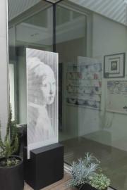 Stand'Art est constitué d'une base métallique conçue pour... (Fournie par deiNERI Design) - image 2.0