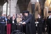 Avec dignité et courage, Mauril Bélanger a pu... (Etienne Ranger, LeDroit) - image 2.0
