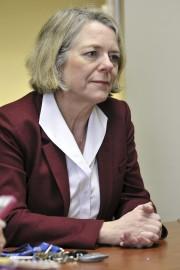Mireille est candidate pour l'investiture péquiste.... (Archives Le Quotidien, Rocket Lavoie) - image 5.0