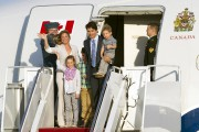 La famille Trudeau sera l'invitée d'honneur, jeudi soir,... (AP, Cliff Owen) - image 2.0