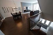 Dans la maison en rangée de trois niveaux... (PHOTO PATRICK SANFAÇON, LA PRESSE) - image 2.0