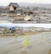 La ville d'Iwaki dans la préfecture de Fukushima,... (PHOTOS KYODO/REUTERS) - image 3.0