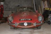 La Jaguar en très mauvais état a été... - image 1.0