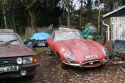 La maison d'encan COYS avait évalué la Jaguar... - image 5.0