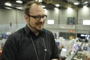 Michaël Gagnon, responsable des évènements pour l'APCHQ Saguenay... (Photo Le Quotidien, Mariane L. St-Gelais) - image 1.0