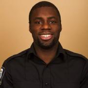 Alex Pagé, étudiant en techniques policières au Collège... (Photo tirée de Facebook) - image 1.0