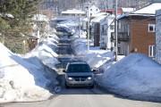 L'étroitesse des rues dans le secteur Almaville a... (Sylvain Mayer) - image 2.0
