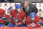 Le coach Michel Therrien et Alex Galchenyuk le... (Archives La Presse) - image 3.0