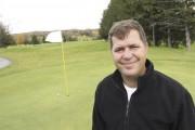 Joslin Coderre, propriétaire des clubs de golf Granby-St-Paul... (fournie) - image 1.0