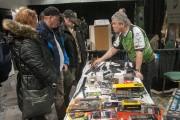 Des kiosques d'accessoires de fourrures, d'outils de piégeage... (Photo Le Quotidien, Michel Tremblay) - image 1.0