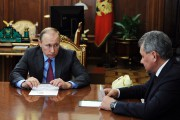 Vladimir Poutine a notamment rencontré lundi au Kremlin... (PHOTO AFP) - image 2.0