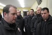 Dominic Vincent, lieutenant au service de sécurité incendie... (Sylvain Mayer, Le Nouvelliste) - image 1.0