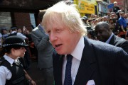 Le maire de Londres, Boris Johnson... (AFP, Paul Ellis) - image 2.0