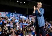 Hillary Clinton a livré un discours mardi devant... (PHOTO AP) - image 2.0