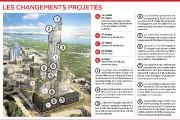 CHRONIQUE / Leprojet du Phare à l'entrée de la ville a beaucoup évolué depuis les premières... (Première esquisse du projet, fournie par Le Groupe Dallaire en janvier 2015 - infographie Le Soleil) - image 2.0