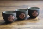 La céramiste «capote» sur le rose, une nouvelle... (Fournie par Viviane Leblanc Brassard) - image 2.0