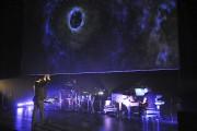 Une prestation ciné-musicale a ouvert la soirée régionale... (Photo Le Quotidien, Rocket Lavoie) - image 1.0