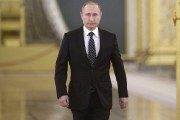Vladimir Poutine... (Photo Alexei Nikolsky, Associated Press) - image 1.0
