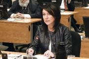 Nathalie Normandeau, ex-ministre libérale, à la Commission Charbonneau... (ARCHIVES LA PRESSE) - image 3.0
