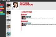 Les dernières chroniques de Nathalie Normandeau sur le... (CAPTURE D'ÉCRAN) - image 2.0