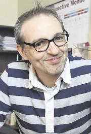 Emmanuel Choquette est chargé de cours à l'École... (Archives, La Tribune) - image 1.0