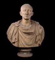 Buste de l'empereur romain Servius Sulpicius Galba... (AFP, fournie par la Fondation Torlonia) - image 1.0