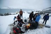 «Vrais» réfugiés dans le nord de la Norvège... (AP, Alastair Grant) - image 15.0