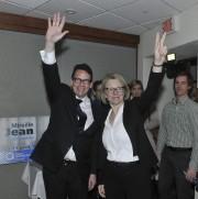 Le chef du Parti québécois, Pierre Karl Péladeau,... (Photo Le Quotidien, Rocket Lavoie) - image 1.0