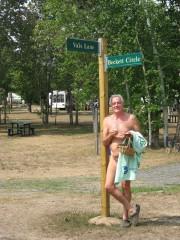 Le porte-parole de la Fédération québécoise de naturisme,... (Photo courtoisie) - image 4.0