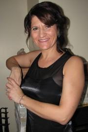 La victime Sandra Fortin, 52 ans, habitait sur... (Photo tirée de Facebook) - image 1.0