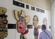Le Musée de la révolution de La Havane... (AFP, Hector Velazco) - image 3.0
