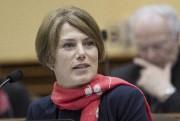 La conseillère municipale Christine Ouellet est présidente du... (La Tribune, archives) - image 2.0