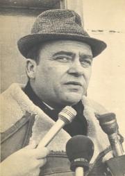Le coroner Cyrille Delâge en janvier 1980, alors... (Archives Le Soleil) - image 2.0