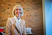 Geneviève Lefebvre, directrice générale du Centre québécois de... (PHOTO PATRICK SANFAÇON, LA PRESSE) - image 1.0
