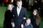 Madonna, Guy Ritchie et leur fils Rocco. À... (Photothèque Le Soleil) - image 3.0