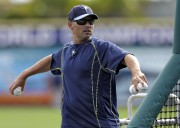 Le gérant de Tampa Bay, Kevin Cash... (AP, Chris O'Meara) - image 4.0