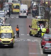 Bruxelles a été secouée mardi matin par plusieurs... (Photo AP) - image 1.0