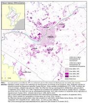 À l'échelle du pays, les zones bâties dans... - image 1.0