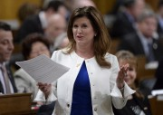 Aux yeux de la chef de l'opposition Rona... (La Presse Canadienne, Adrian Wyld) - image 3.0