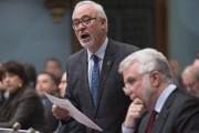 Le ministre des Finances du Québec,Carlos Leitão... (La Presse Canadienne, Jacques Boissinot) - image 5.0