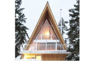 Construit à Whistler, ce chalet à charpente en... (PHOTO FOURNIE PAR SCOTT & SCOTT) - image 2.0