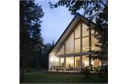 Conçu par La Shed architecture, ce Chalet de... (PHOTO MAXIME BROUILLET, FOURNIE PAR LA SHED ARCHITECTURE) - image 3.0