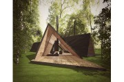 Le concepteur Dominique Potvin explore les possibilités de... (MODÉLISATION FOURNIE PAR NEURONE ARCHITECTURE) - image 4.0