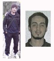 Les policiers recherchent toujours Najim Laachraoui, 25 ans,... (Agence France-Presse, Police fédérale belge) - image 1.0