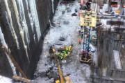 Un travailleur est mort mercredi matin sur un... (Courtoisie, Paramédics d'Ottawa) - image 3.0