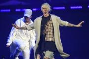 Bieber épuisé par ses fans... (AP, Chris Pizzello) - image 1.0