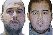 Khalid et Ibrahim Al-Bakraoui... (AFP, Interpol) - image 1.0