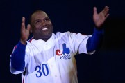 Tim Raines a disputé 23 saisons dans le Baseball... (archives La Presse) - image 1.0